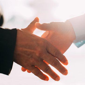 Asmo IT handshake